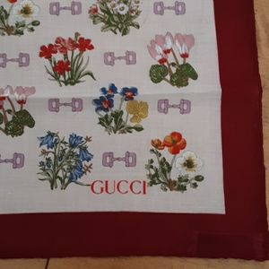 Authentic Gucci handkerchief